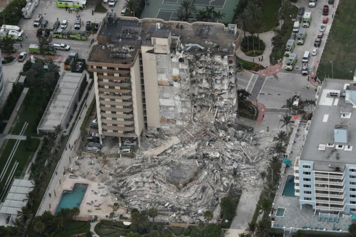 Mass Fatalities Feared In Surfside Florida Building Collapse In Heavily Orthodox Area Near Miami 1