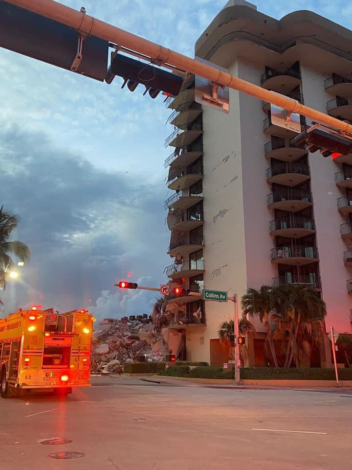 Mass Fatalities Feared In Surfside Florida Building Collapse In Heavily Orthodox Area Near Miami 3