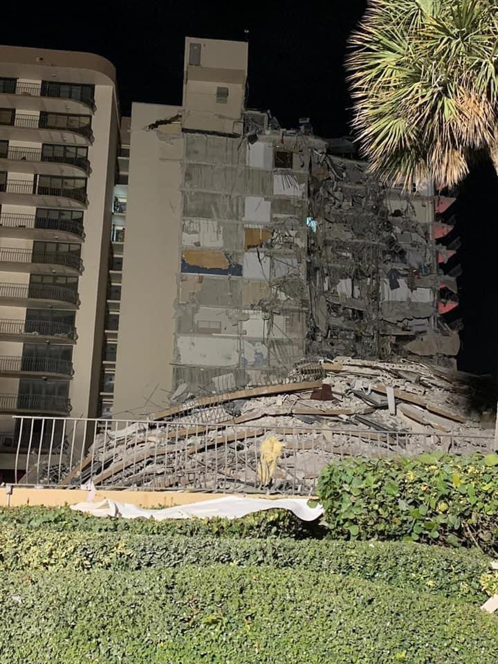 Mass Fatalities Feared In Surfside Florida Building Collapse In Heavily Orthodox Area Near Miami 2