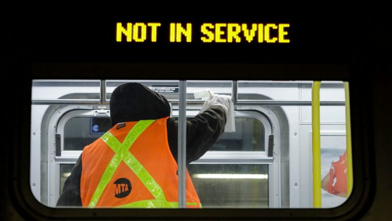 NY Transit Officials Confirm Cyberattack; Say Harm Limited