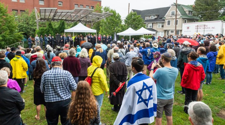 Boston Jews Rally Together After Streak Of Attacks In The Area