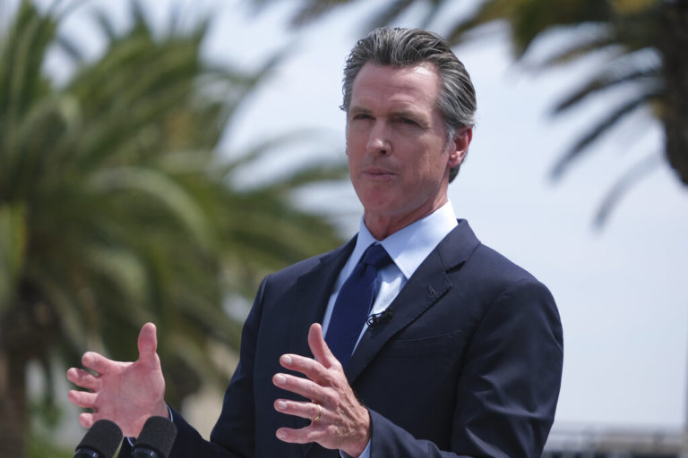 California Sets Date For Recall Election Targeting Newsom