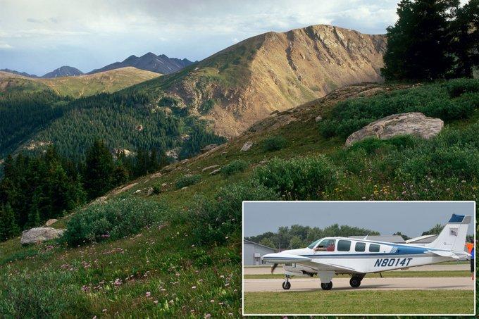 2 Men From New York Dead After Plane Crash Near Aspen