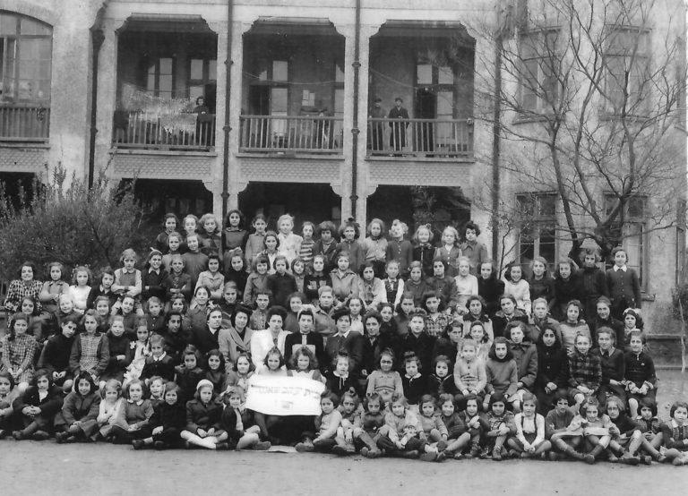 Identifying the Shanghai Bais Yaakov Teachers and Students