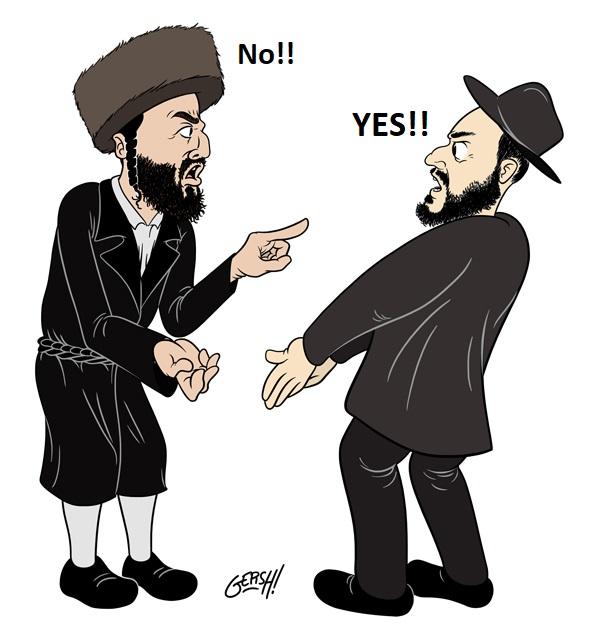 Chassidim versus Litvaks: Shmini Atzeres