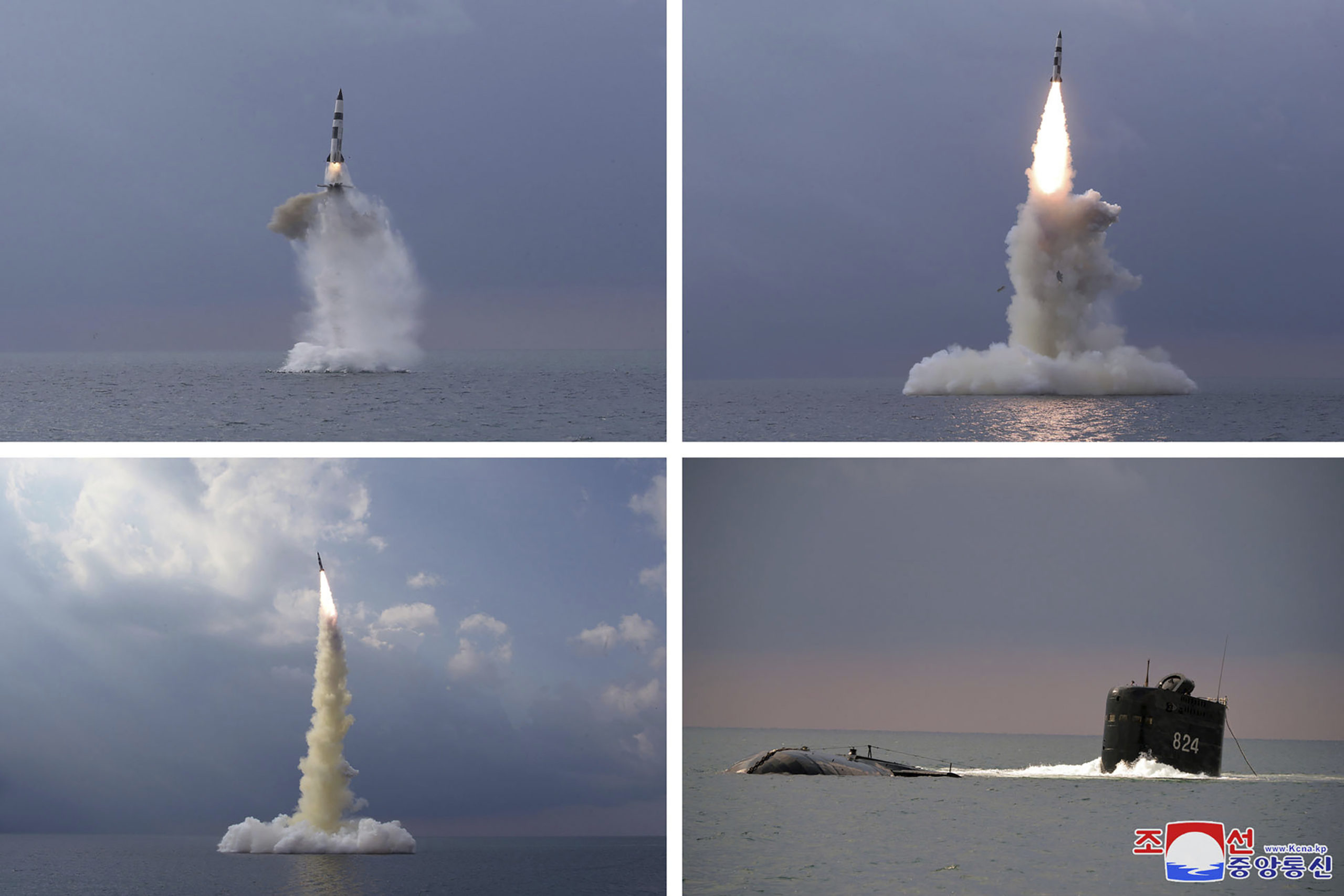 North Korea Says Its Sub-Launched Missile Didn't Target US