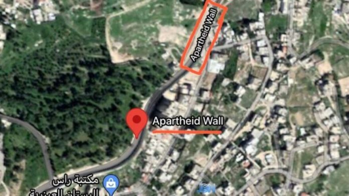 Google Maps Removes 'Apartheid Wall' Label From Security Barrier Near Jerusalem