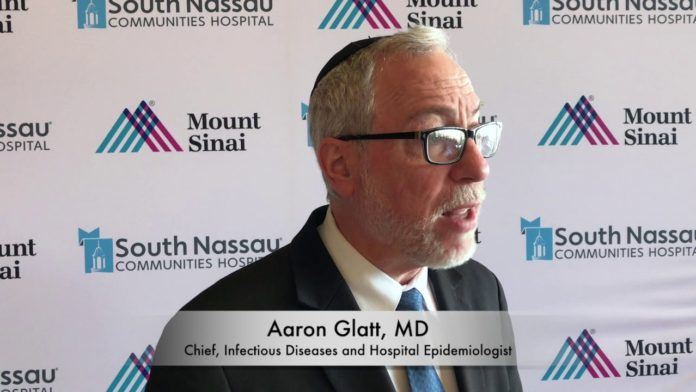 """WATCH: Rabbi Dr. Aaron Glatt Addresses The Questions And """"Messaging"""" About The COVID Vaccine"""